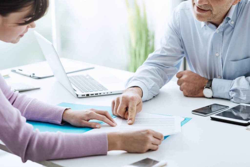 Executive Support service for customer experience