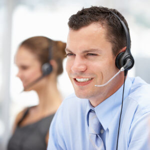 consultants to conduct a call centre review