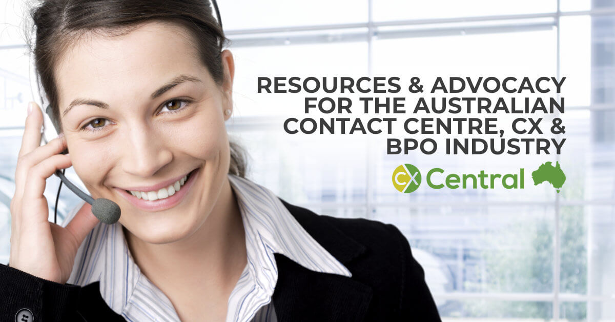 CX Central is Australia's number one resource for contact centre and cx professionals